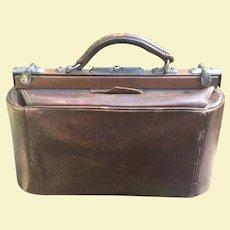 Edwardian Leather Bag