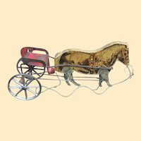 Gibbs Pony Racer Toy Early Twentieth Century