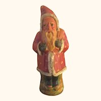 Wonderful Belsnickle Santa Candy Container