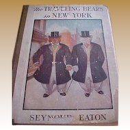 Roosevelt Bears Traveling Bears In New York By Seymour Eaton