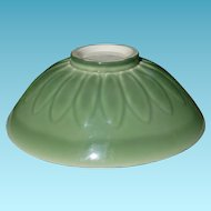 Gorgeous Large Rookwood Celadon Green Footed Bowl