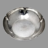The Kalo Shops Handwrought Bowl Sterling Silver 1920 Mono