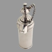 London Import Atomizer Sterling Silver 1913
