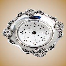Art Nouveau Mazarine Dish Meriden Brittania Sterling Silver