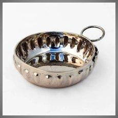 French Taste Vin Snake Handle 950 Sterling Silver 1900