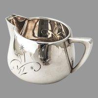 Celeste Creamer Gorham Sterling Silver 1956 No Mono