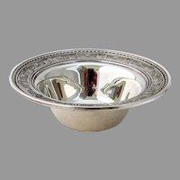 Wedgwood Bowl International Sterling Silver 1924