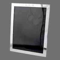 Rectangular Picture Frame Raimond Sterling Silver Mono LLH