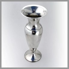Vase International Sterling Silver No Mono