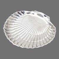 Shell Dish Gorham Sterling Silver 1954 No Mono