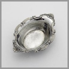 Gorham Nut Cup Dish Sterling Silver