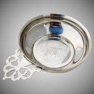 Baby Porringer Bowl Sterling Silver Webster 1940