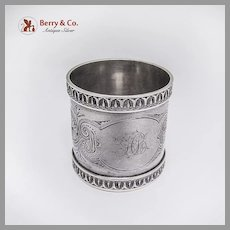 Aesthetic Style Shot or Cup Coin Silver 1880