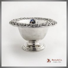 Repousse Dip Dish Sterling Silver Kirk