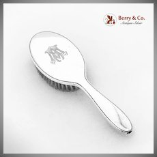 Tiffany and Co Hair Brush Sterling Silver