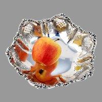 Ornate Centerpiece Bowl Sterling Silver Gorham 1906