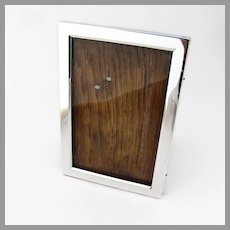 Rectangular Picture Frame 835 Silver 1920