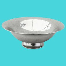Georg Jensen Bon Bon Bowl 575 C Mark Sterling Silver
