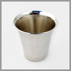 Small Cup Sterling Silver Schroth's