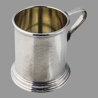 Small Mug Sterling Silver Lunt