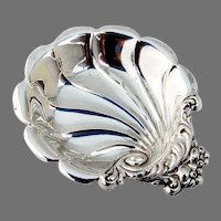 Nut Cup Butter Pat Sterling Silver Lunt