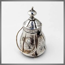 Peppermint Box Milk Can Form 833 Dutch Silver 1873