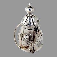 Peppermint Box Milk Can Form 833 Dutch Silver 1873