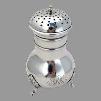 Colonial Revival Sugar Shaker Gorham Sterling Silver 1940 Mono