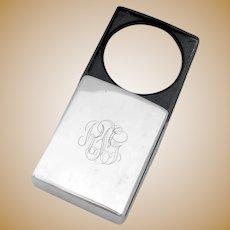 Gorham Magnifier No 383 Sterling Silver Mono