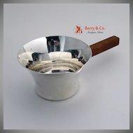 Porter Blanchard Sauce Pan Hand Made Sterling Silver 1950