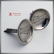 Russian  Cheese Picks Holders 84 Standard Silver 1900