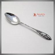 US Capitol Skyline Souvenir Spoon Watson Stertling Silver 1940