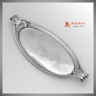 Onslow Snuffer Tray Sterling Silver