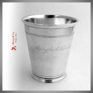Danish Julep Cup 830 Silver 1932