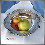 Chantilly Vegetable Bowl Sterling Silver Gorham 1956