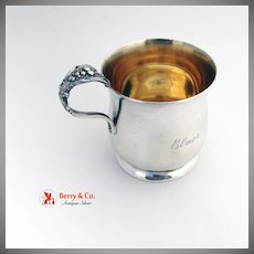 Francis I Baby Cup Sterling Silver Reed and Barton