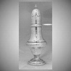 Sugar Shaker Spanish Colonial Revival 1920 916 Silver