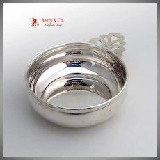 Baby Porringer Bowl Sterling Silver 1920