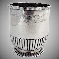 Mug Sterling Silver Gorham 1919