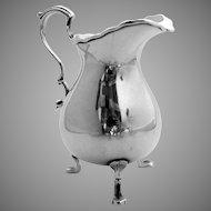 Tiffany Sterling Silver Creamer Colonial Revival 1890