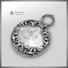 Hand Mirror Wallace Sterling Silver