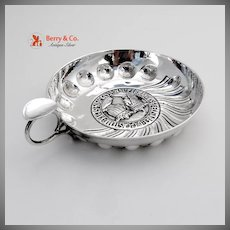 Spanish Large Taste Vin Wine Taster 916 Silver 1920