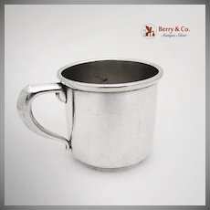 Baby Cup Sterling Silver Manchester 1920