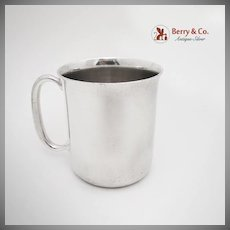 Sterling Silver Baby Cup Towle 1940