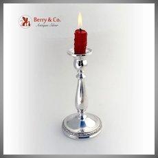 Prelude Candlestick Sterling Silver International 1950