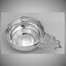 Porringer Baby Bowl Large Towle Sterling Silver No Monograms 1900