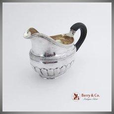 Russian Creamer 84 Standard Silver St Petersburg 1825