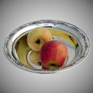 Strasbourg Fruit or Serving Bowl Sterling Silver Gorham Silversmiths