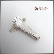 Etruscan Napkin Clip Sterling Silver Gorham Silversmiths