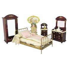 Extremely Elegant Bedroom for Mignonettes
